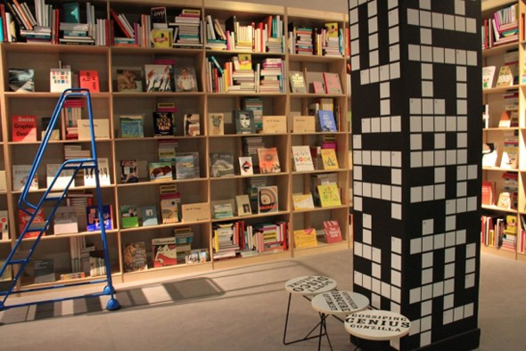 Selfridges launches own library to celebrate the power of words