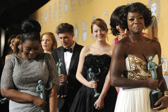 SAG Awards: Complete winners list
