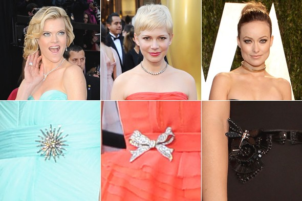 Mini trend alert: Waist brooches?
