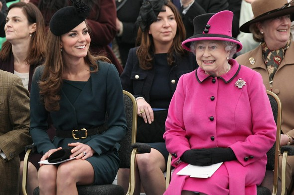 Duchess Kate selects lucky student designer to create her a pair of shoes
