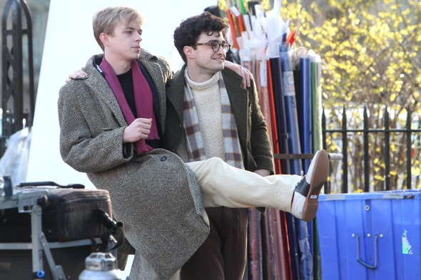 Harry Potter + Brideshead Revisited = ?