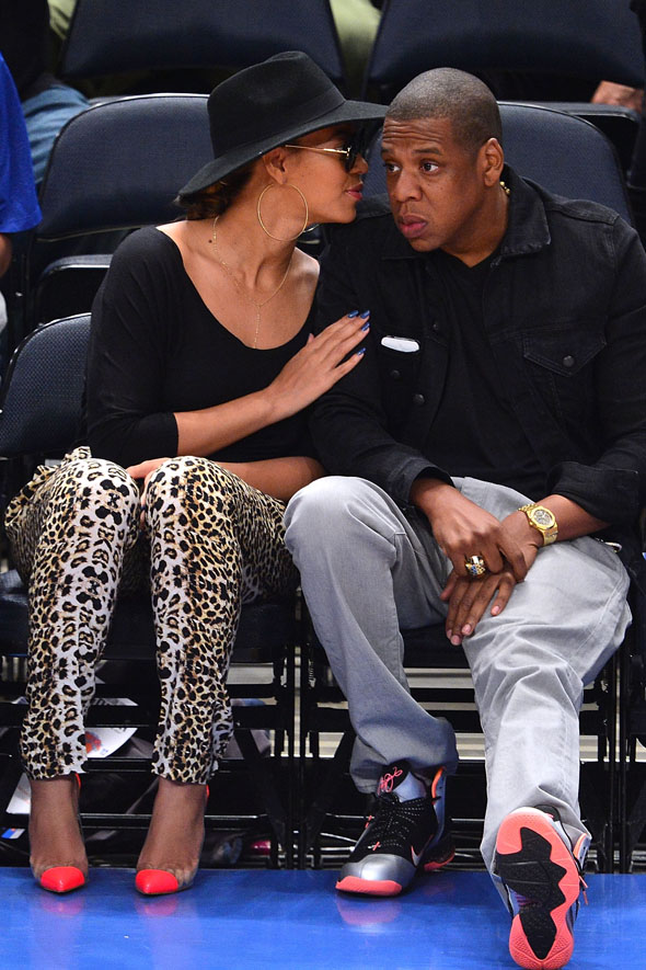 Beyonce and Jay-Z: The most adorable photos EVER?