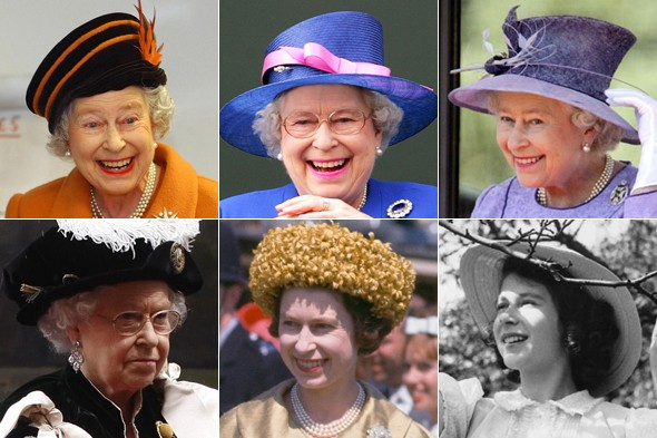 Diamond Jubilee: A celebration of the Queen's hats