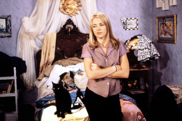 Hold. The. Phone. Sabrina The Teenage Witch getting a movie makeover?