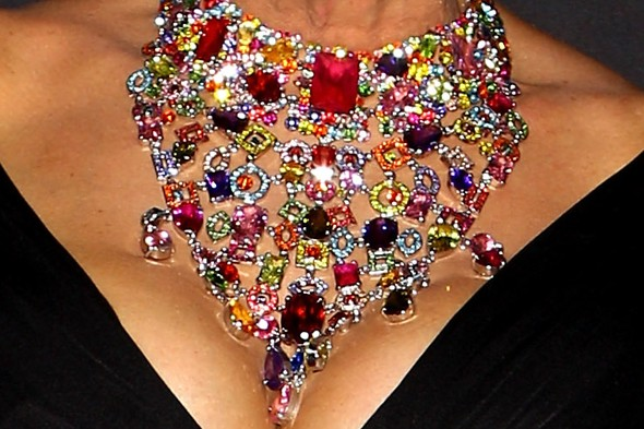 The most OTT necklace you will see today