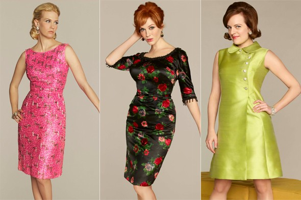 Mad Men's costume designer: 'Mad Men has never been about fashion'