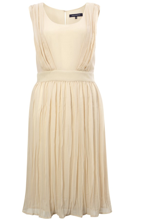 WIN: A gorgeous crepe-chiffon French Connection dress and fabulous accessories