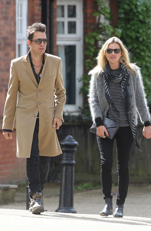 Could this be London's 'coolest' dressed couple?