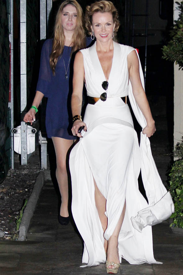 Masterpiece or Disasterpiece: Amanda Holden's 'Disgrace Kelly' dress