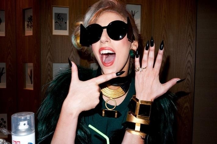 Is this Lady Gaga's engagement ring?