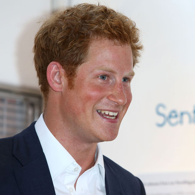 Prince Harry Confirms He Will Be The Most Fun Uncle EVER