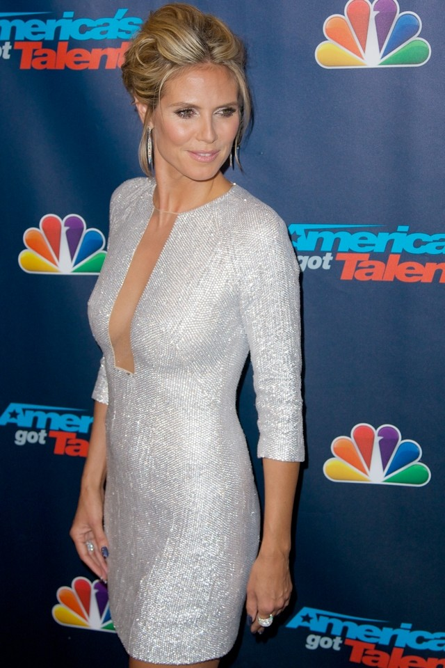 Erm, Can Heidi Klum GET Any Hotter?