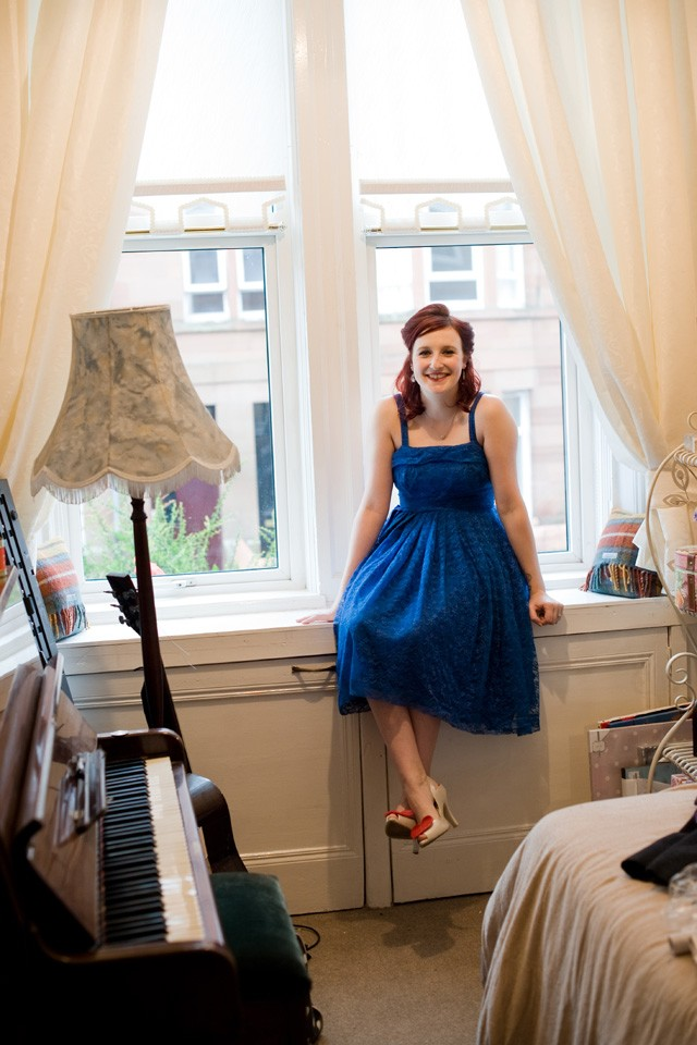 My Vintage Wardrobe: Lou Hickey, Singer-Songwriter