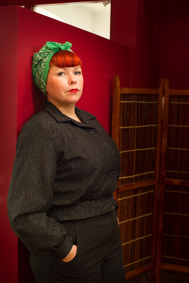 My Vintage Wardrobe: Miss Betty from It's Something Hells