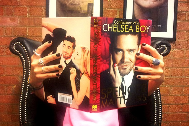 confessions of a chelsea boy book review