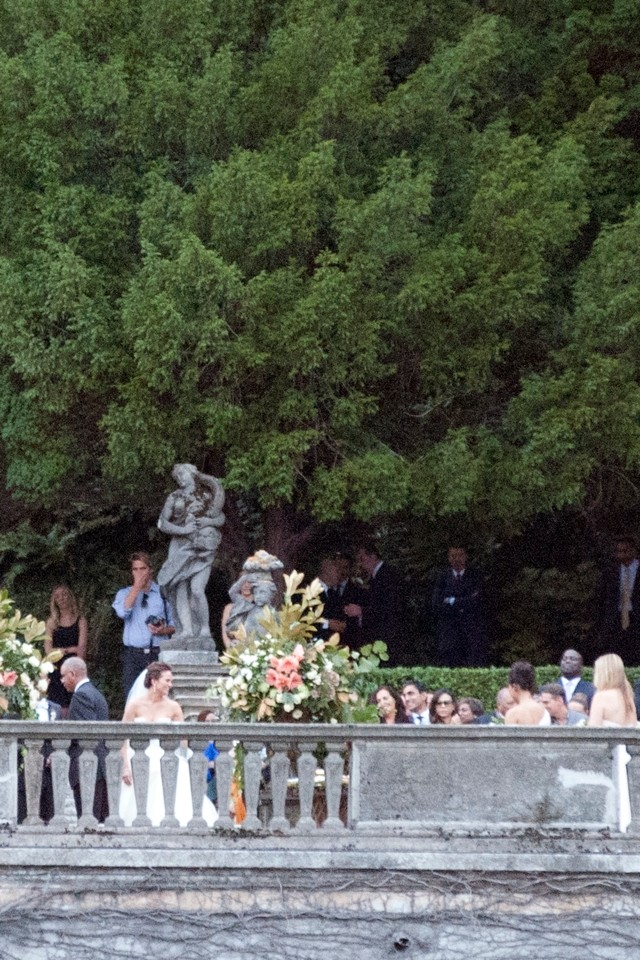 John Legend Marries Chrissy Teigen In Lake Como, Italy