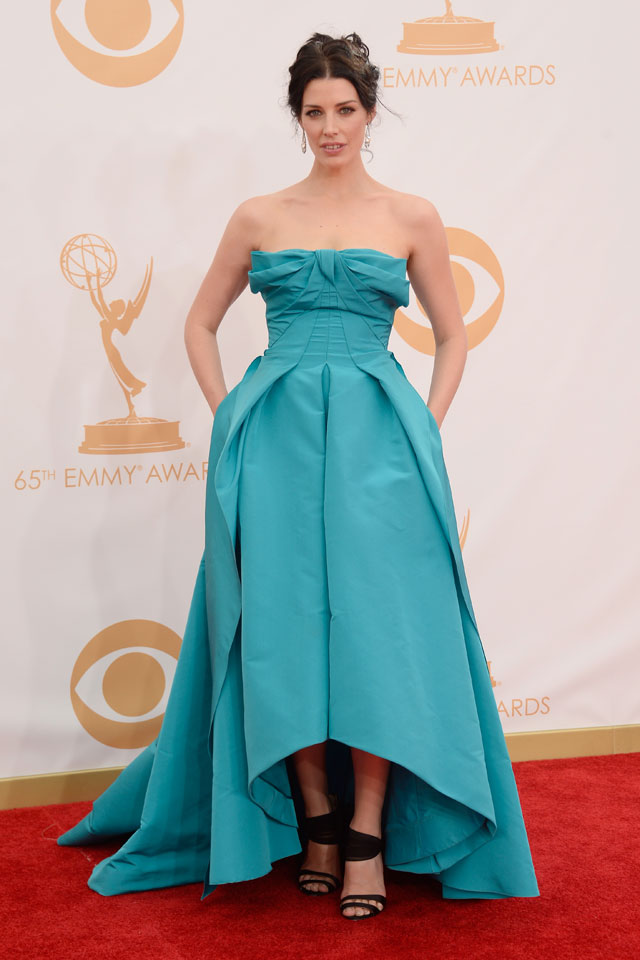 Emmy Awards 2013: Worst Dressed