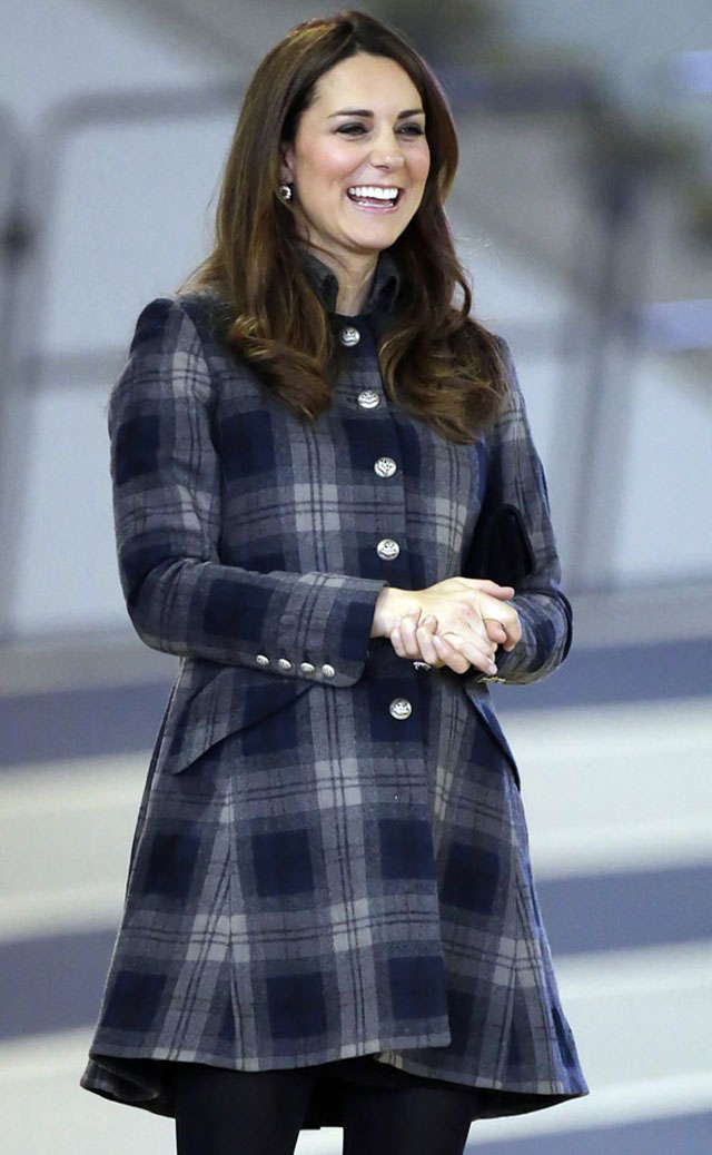 The Duke and Duchess of Cambridge visit the Donald Dewar Leisure Centre in Drumchapel to launch a new Scottish project for their Foundation Featuring: Catherine,Duchess of Cambridge,Kate Middleton Where: Glasgow, Scotland, United Kingdom When: 04 Apr 2013 Credit: WENN.com **No UK sales for 28 days, Only available for publication in the UK and USA**