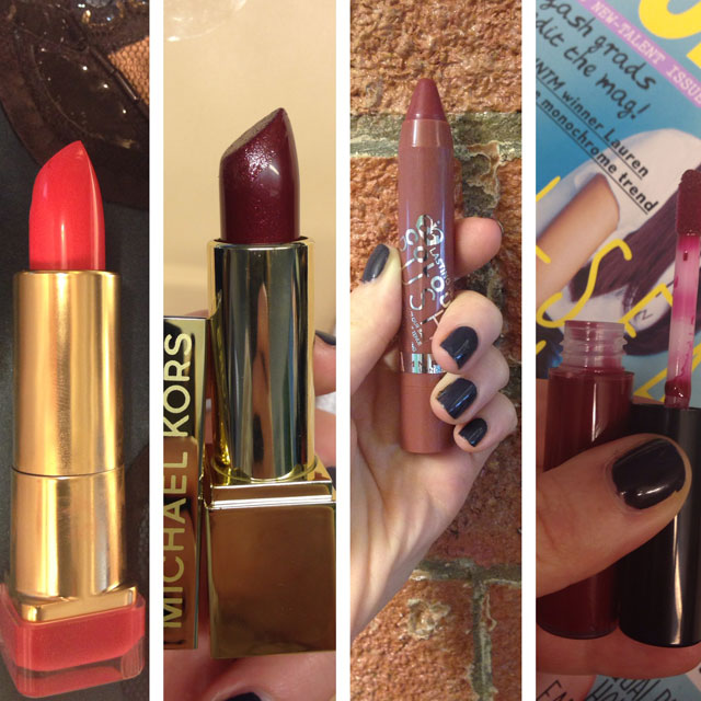 Lunchtime Lipstick Catch-Up: Week Seven