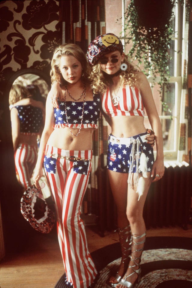 michelle-williams-and-kirsten-dunst-1999