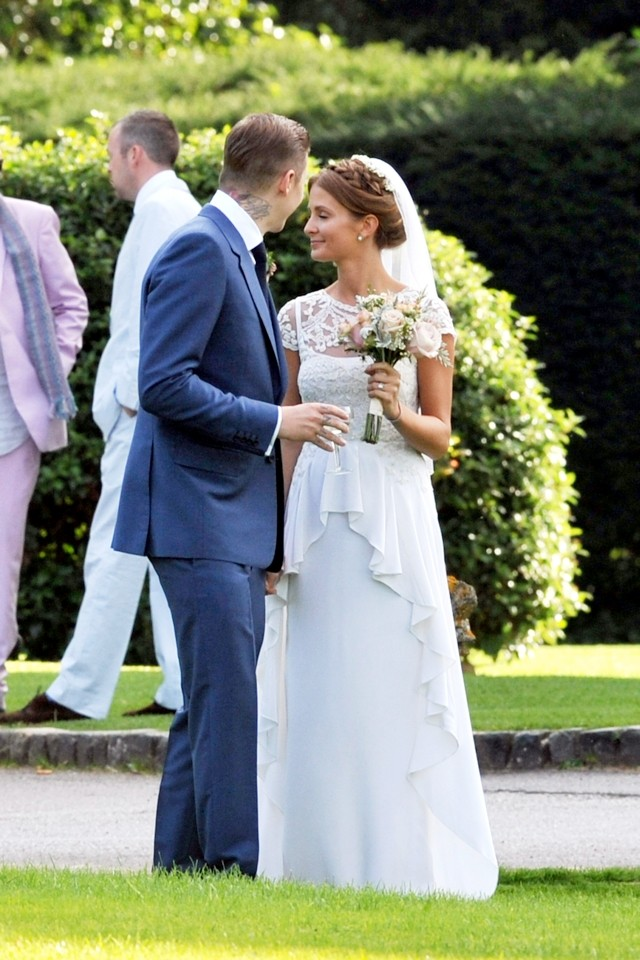 Millie Mackintosh Marries Professor Green At Babington House