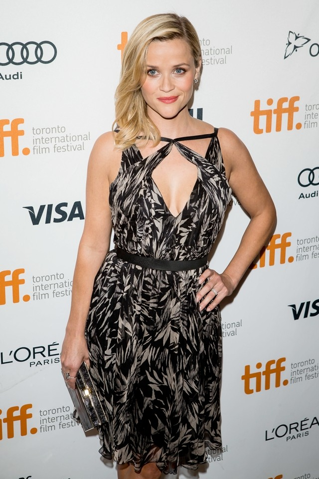 Is This Reese Witherspoon's Sexiest Dress Ever?