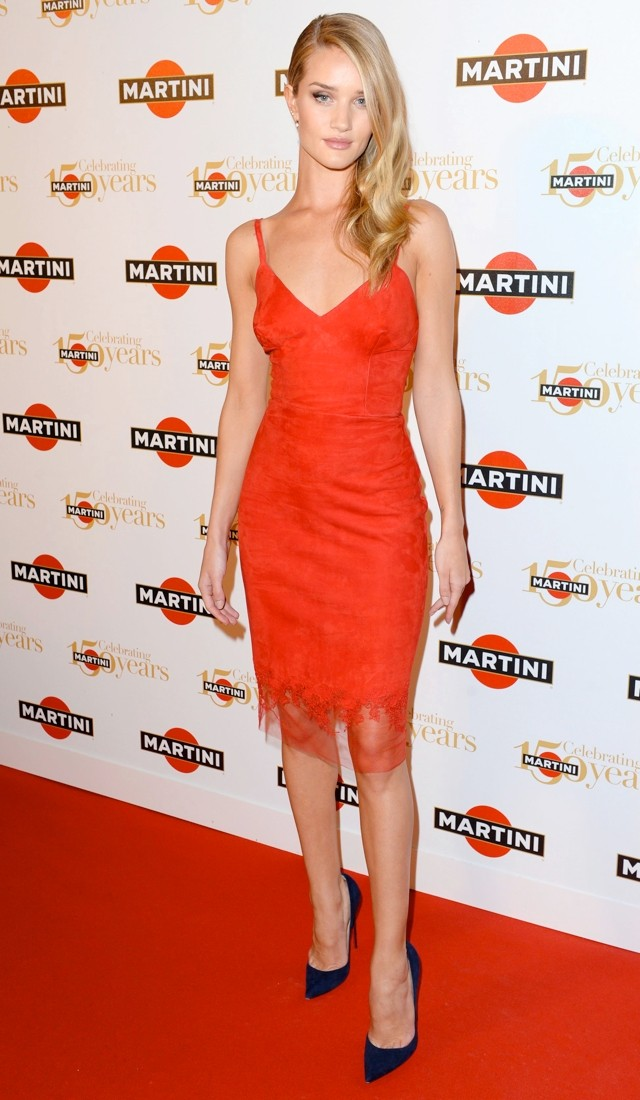 Lily Allen AND Rosie HW Wow At Martini 150th Annoversary in Lake Como