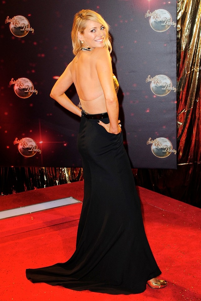 Tess Daly Out-Sequins Everyone At The Dazzling Launch Of Strictly Come Dancing