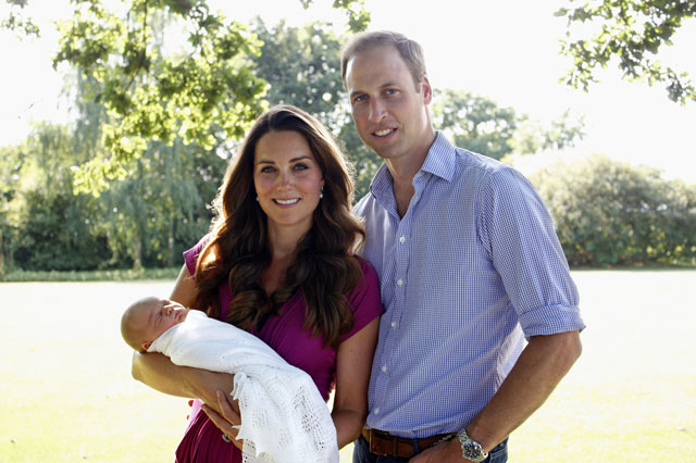 Awkward! Which royals have NOT been invited to Prince George's christening?