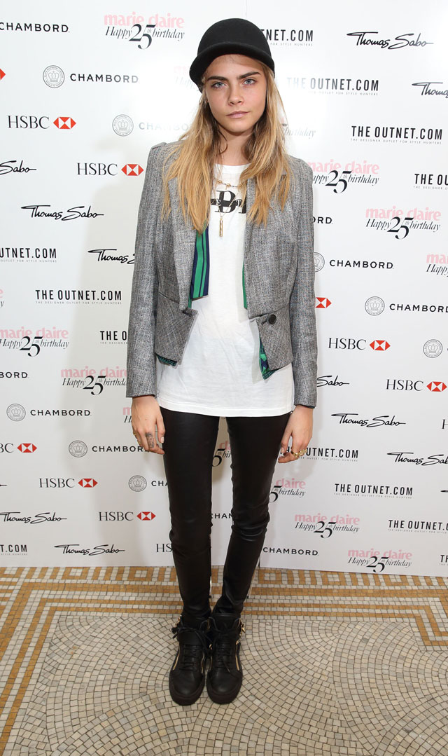 Cara Delevingne Has Signed Up To A Film About Amanda Knox