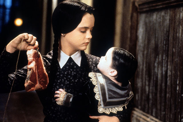 Christina Ricci As Wednesday Addams: THIS Picture