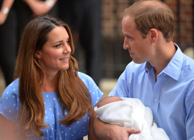 Duke And Duchess Choose Friends Over Status For Prince George's Godparents