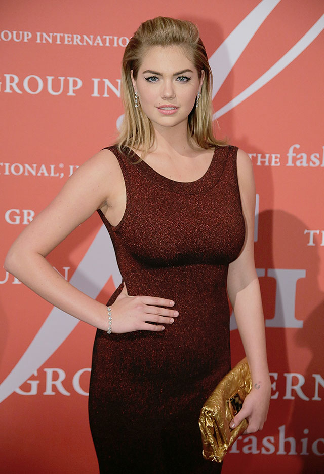 Kate Upton Just Made Her First Fashion Fail She Forgot