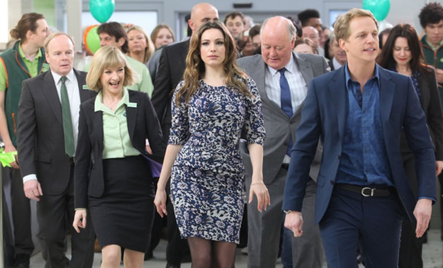 Kelly Brook In Trollied: The First Official Picture