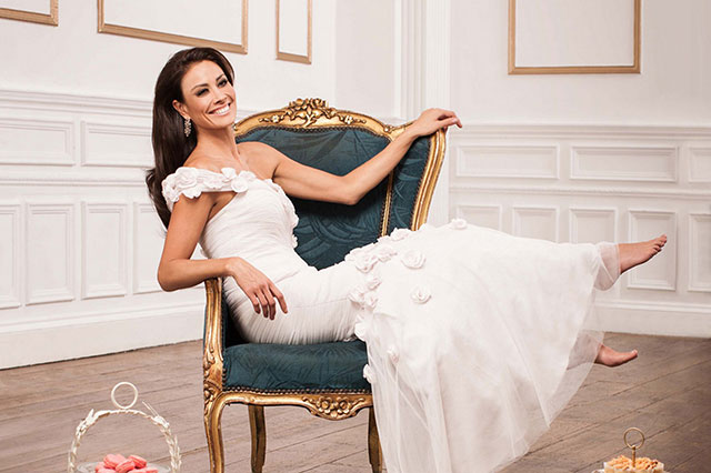 melanie sykes for tate and lyle