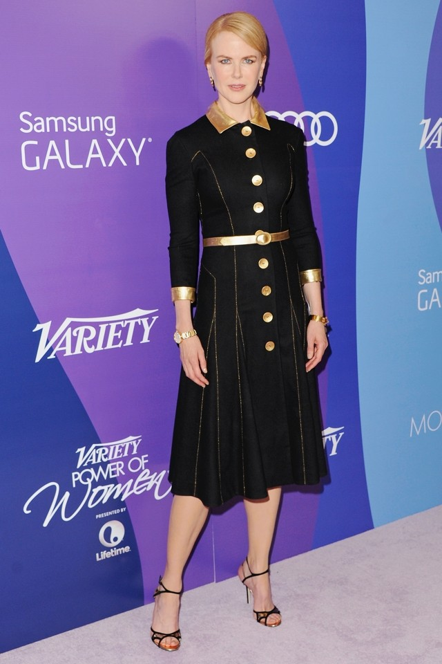Fashion Fail! Nicole Kidman's Risk Does Not Pay Off At 2013 Variety Power Of Women