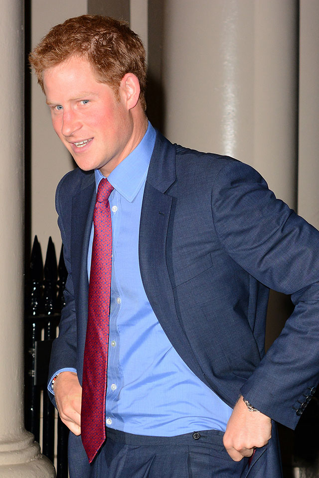 Prince Harry Takes Cressida To A James Blunt Concert. How Romantic!