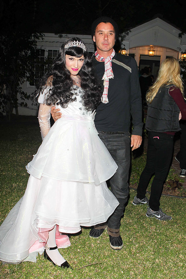 Halloween 2013: Our Favourite Celebrity Costumes