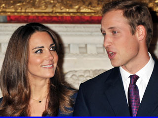 Prince William Kate Middleton engagement in-laws mum and dad