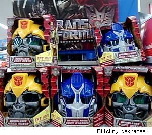 spastic robot, transformers, banned