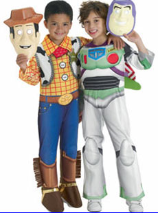 Toy Story Asda Christmas gift appeal