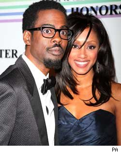 Chris Rock to the rescue