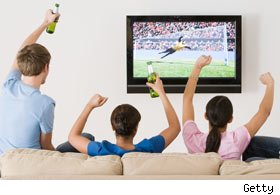 Surviving Teenagers or why they argue over the TV