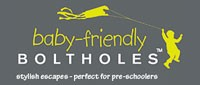 baby-friendly Boltholes