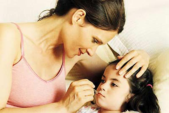 Home treatments for your children's minor illnesses