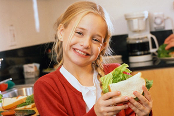 Achtung Baby or Is your child vegetarian?