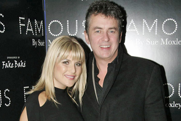 Shane Richie welcomes baby number FIVE