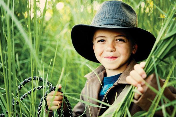 Is your child a young adventurer?