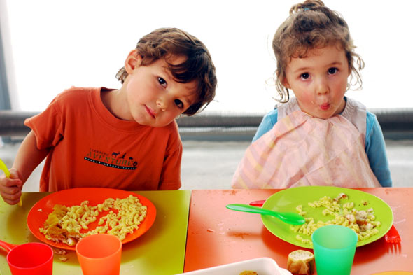 What's in your child's nursery meal?