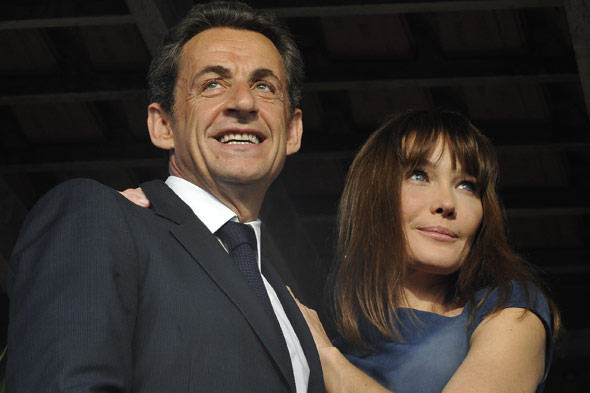 Carla Bruni pregnant: my lips are sealed says Mrs Sarkozy